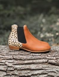 Chelsea boots - Leopard