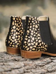 Chelsea boots - Biche noire