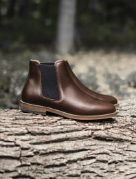 Chelsea boots - Chocolat