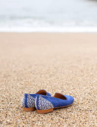 Slippers - Bleu de Porto