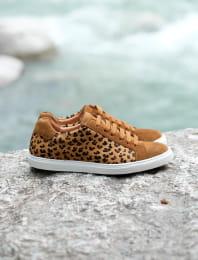 Sneakers - Léopard