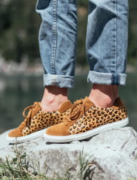 Sneakers - Leopard