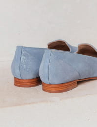 Slippers - Light blue
