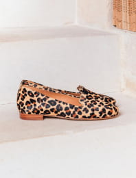 Slippers - Leopard