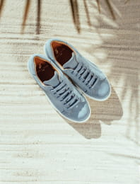 Sneakers - Light blue