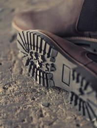 Commando Chelsea Boots - Cocoa