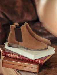 Chelsea Boots - Fawn