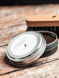 Beeswax polish - Chocolate