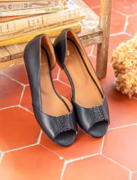 Luciana sandals - Black