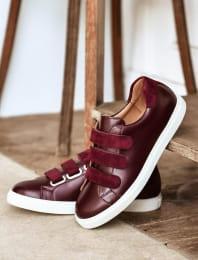 Sneakers - Bordeaux