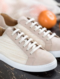 Sneakers - Sable