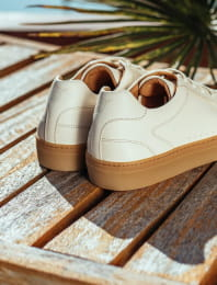 Sneakers Honey - Cream
