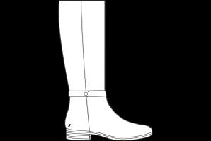 Flat boots - Ysée