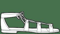 Salia sandals