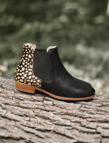 Chelsea boots - Black biche