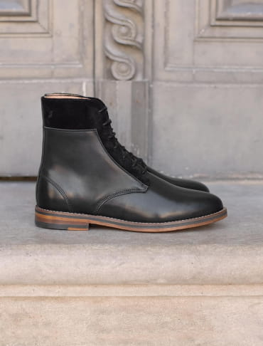 Combat boots - Black
