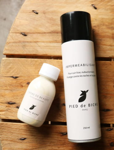Care kit 1: Beauty Cream and waterproofing spray