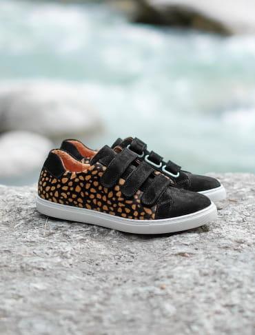 Sneakers - Biche noire