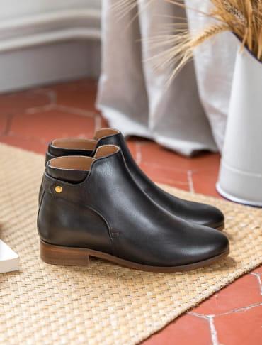 Boots - Olga Black