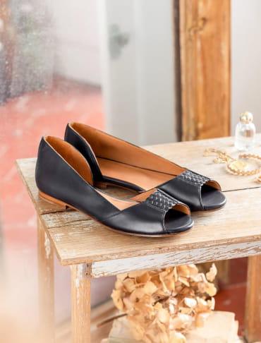 Luciana sandals - Black