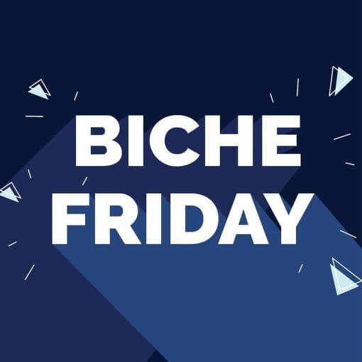 Pourquoi nous faisons le Biche Friday ?