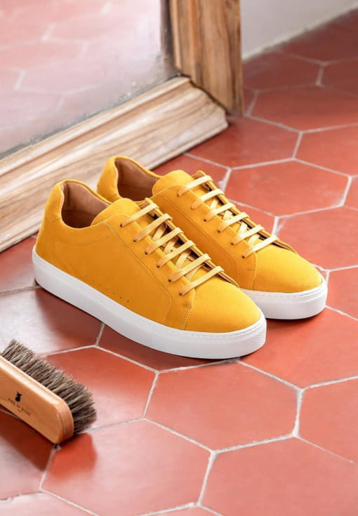 Sneakers Billy - Ocher