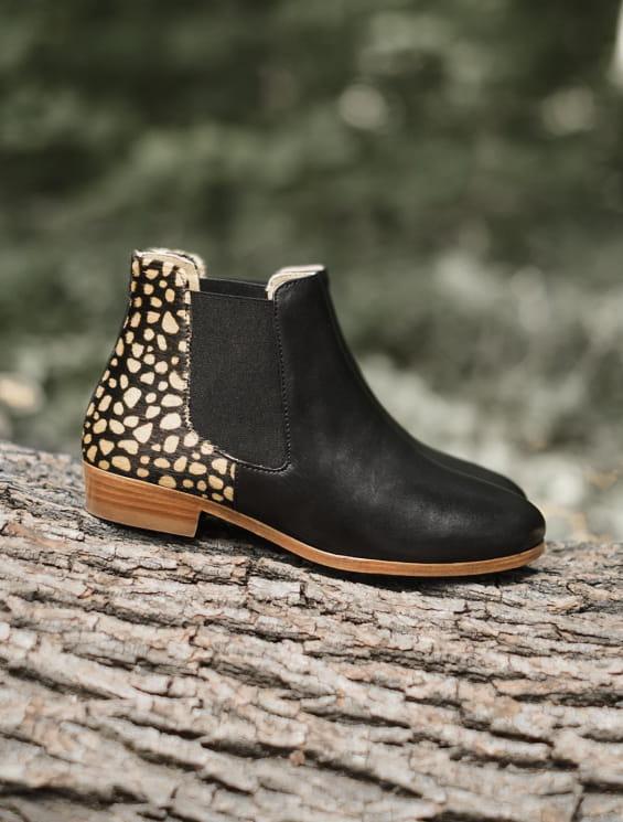 Chelsea boots Biche noire