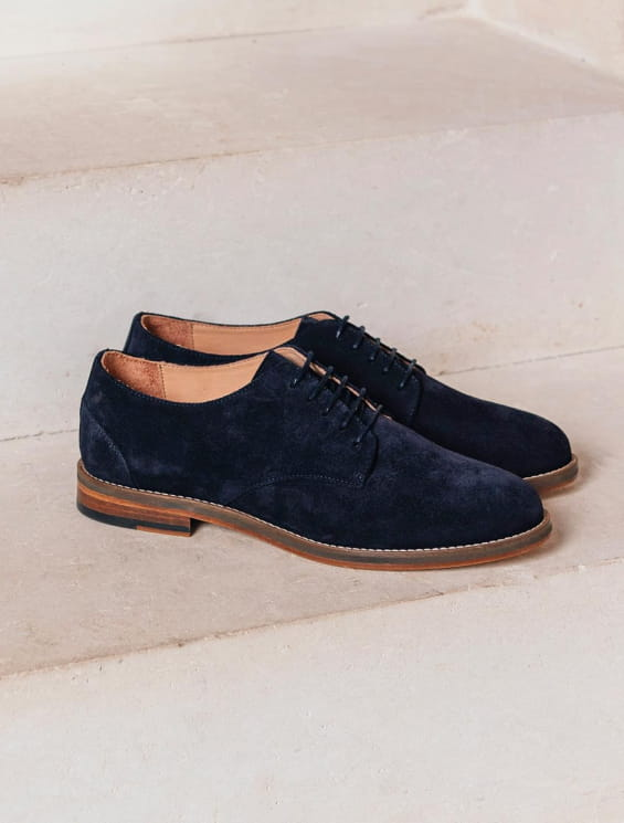 Derbies - Night blue