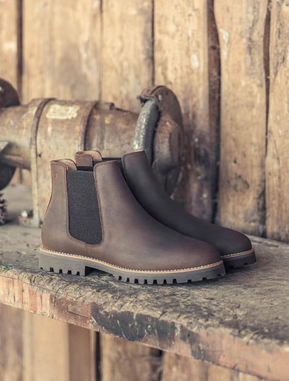 Chelsea Boots commando - Cacao