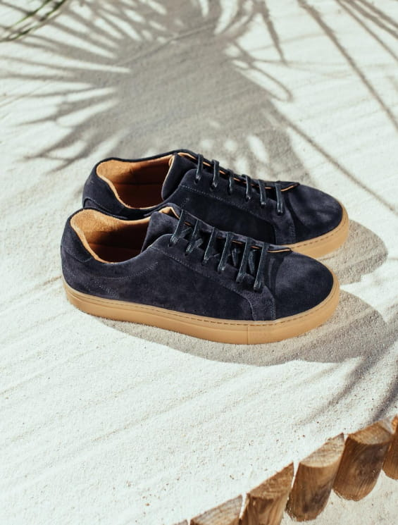 Honey Sneakers - Night blue