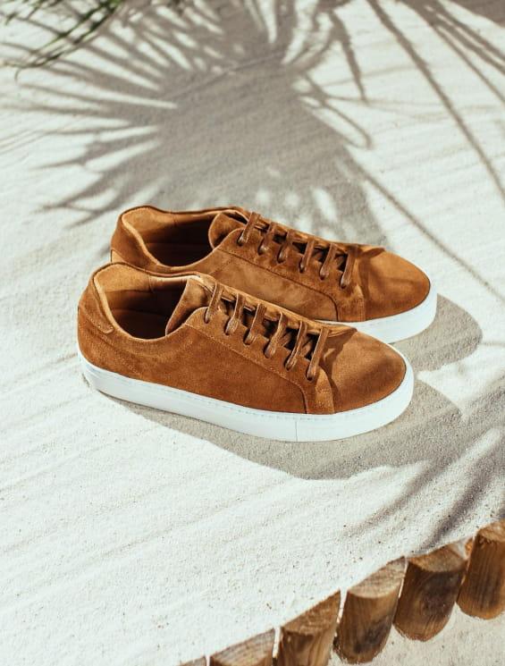 Sneakers - Fawn