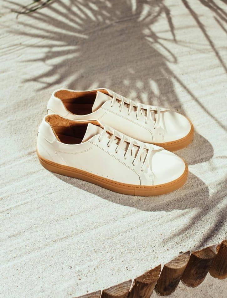 Sneakers Miel - Crème