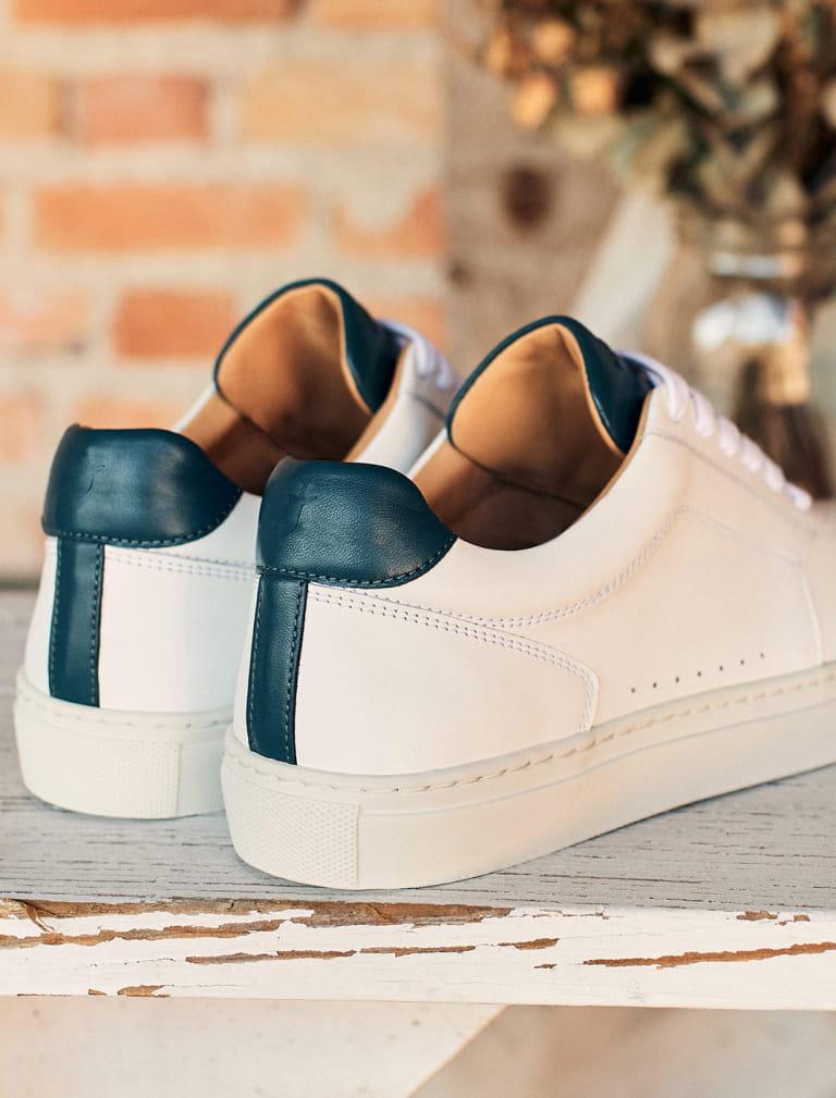 FRISCO V2 - White and Blue