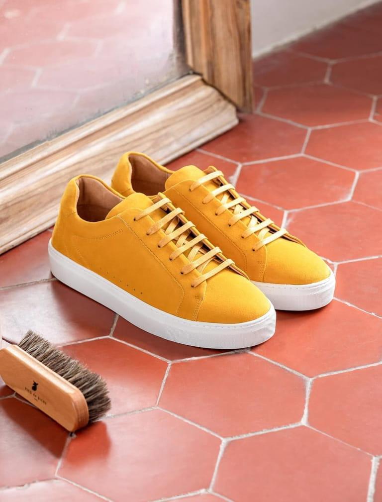Sneakers Billy - Ocher