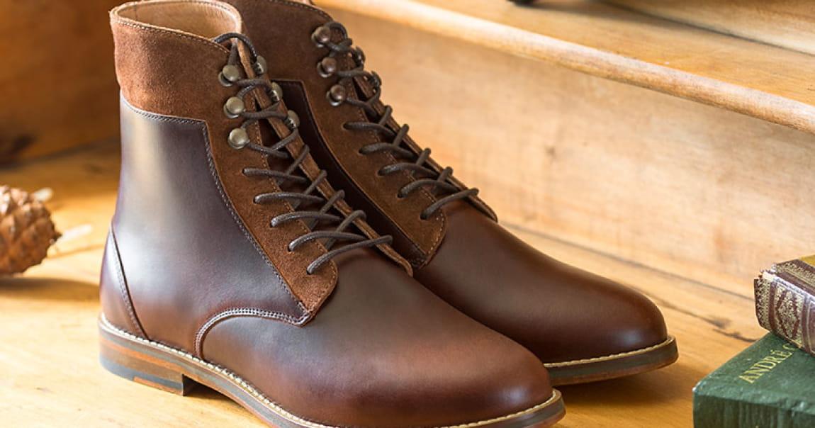 Combat boots short story