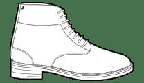 Combat boots Fourrées