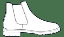 Chelsea boots Commando