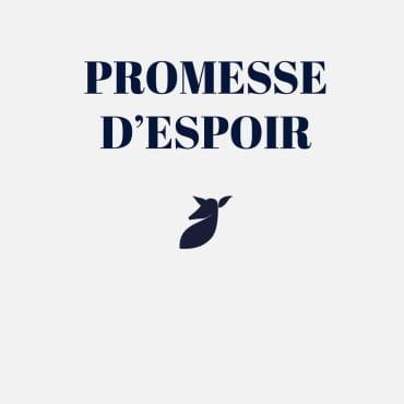 Promesse d'espoir