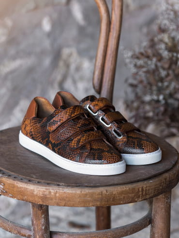 Alice Sneakers - Reptile