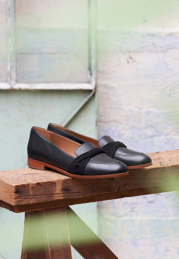 Mocassins Lilly - Noir