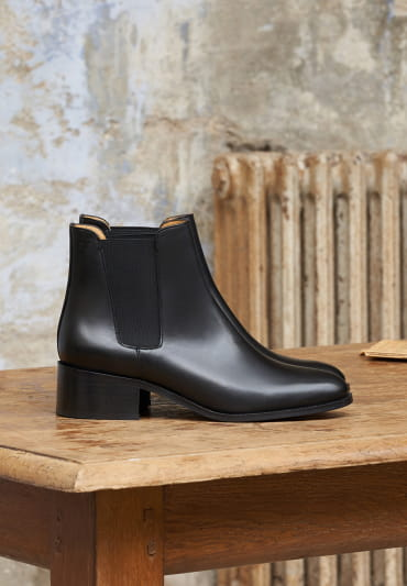 Amy Chelsea boots - Black