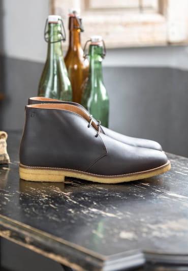Desert Boots - Cocoa