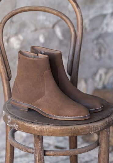 Boots - Bark