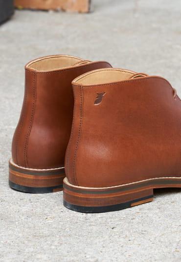 Desert Boots - Havana