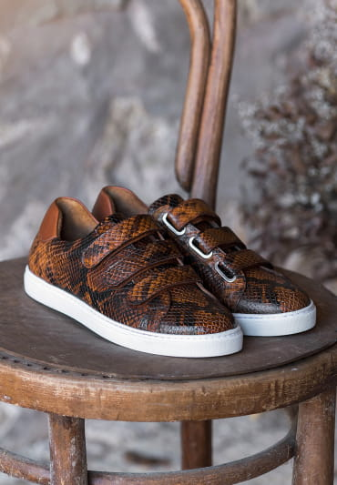 Sneakers Alice - Reptile