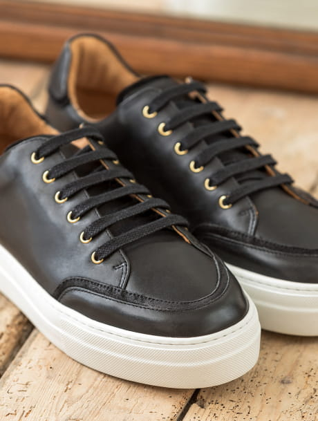 Suzanne Sneakers - Black