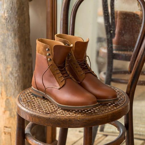 Petite histoire de la Combat Boots