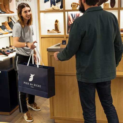 Nos boutiques parisiennes