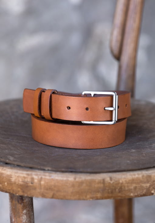 Raw belt man - Cognac