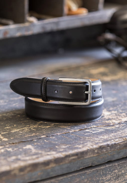 Classic belt man - Black